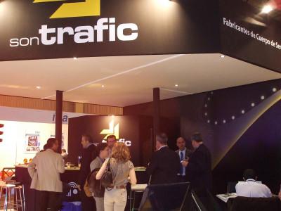Traffic Madrid 2009