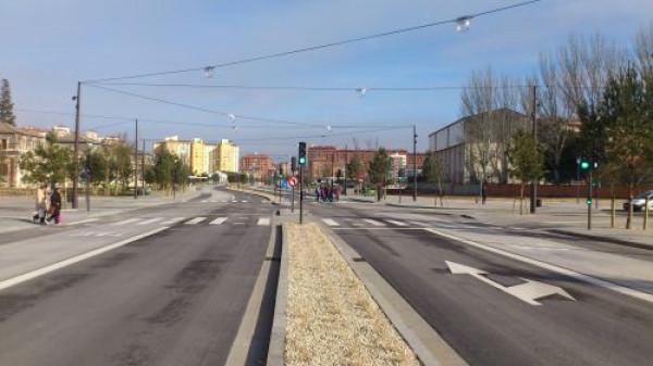 Vanguard a la ciutat de Burgos