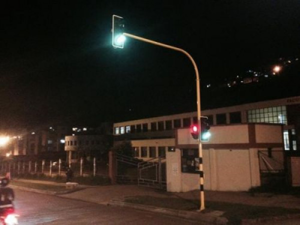 Vanguard en la ciudad de Pasto (Colombia)