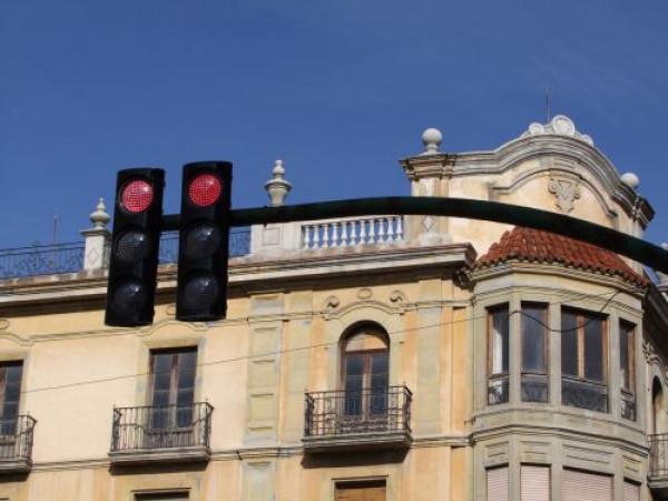 Vanguard en la ciudad de Tortosa (Tarragona)